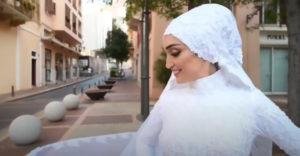 Moment, na ktorý nevesta do smrti nezabudne (Svadba v Bejrúte)