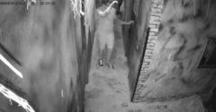 Teror v strašidelnom dome (Padavka v akcii)