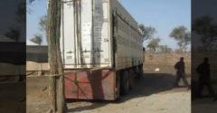 Výkladka kontajnera v Sudáne (Hlavne rýchlo)