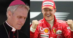 Arcibiskup po poslednom stretnutí so Schumacherom naznačil, ako vyzerá legenda F1 dnes