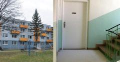 Prečo sa dvere vo väčšine bytových domov dlhé roky otvárali smerom dovnútra?