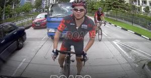Keď pomstychtivý cyklista natrafí na ešte pomstychtivejšieho vodiča (Instantná karma)