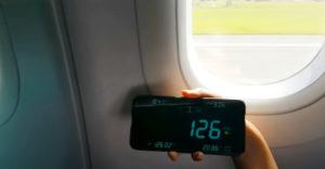 Akú rýchlosť dosiahne lietadlo pri vzlietaní?