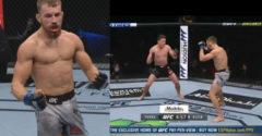 Prvý Slovák v UFC, Ľudovít Klein, odštartoval ako kráľ. Na výhru mu stačilo 76 sekúnd