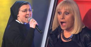 25 ročná mníška svojim speváckym talentom odrovnala porotcov (The Voice)