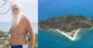 Príbeh moderného Robinsona: Skrachovaný milionár žije už 23 rokov na opustenom ostrove