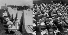 5 najhorších pandémií, ktoré postihli ľudstvo počas 20. storočia