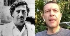 Synovec Pabla Escobara našiel v jeho bývalom sídle mastné dedičstvo