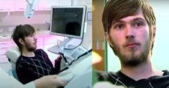 Zubárovi sadol do kresla muž, ktorý si celých 20 rokov neumýval zuby
