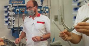 Ako sa zavádza umelá pľúcna ventilácia? Cez hlasivky až do priedušnice