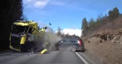 Potrebuješ naozaj bezpečné auto, aby si z neho po takejto nehode vyšiel po vlastných