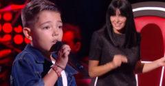 Chlapec si v speváckej šou trúfol na Elvisa Presleyho. Jeho výkon ohromil porotcov