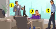 Ktorý z pánov na obrázku je šéf? Nie vždy je všetko tak, ako to na prvý pohľad vyzerá