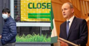 Írsko sa vypína. Krajina prechádza do obávaného lockdownu s prísnymi pravidlami