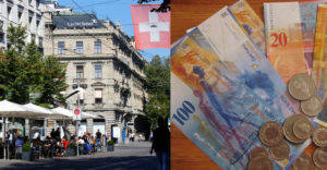 Švajčiari si odhlasovali najvyššiu minimálnu mzdu na svete