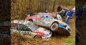 Najzákernejšia zákruta v histórii rallye (Rusko)