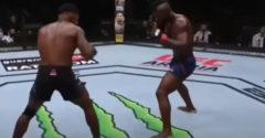 Najlepšie K.O. v histórii UFC? MMA bojovník zaň dostal 50 000 dolárov