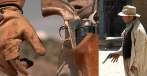 Prečo kovboji pred a po výstrele točili svojimi zbraňami?