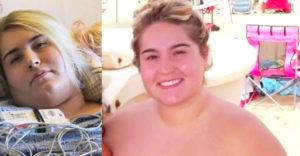 Pre svojho nového priateľa obrátila svoj život k lepšiemu. Bacuľke sa podarilo schudnúť takmer polovicu svojej váhy