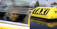 Starenka absolútne dojala taxikára. Slová, ktoré by si mal v dnešnej dobe vypočuť každý