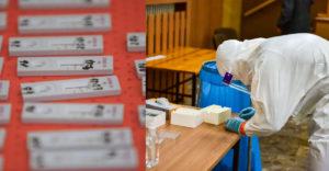 V ktorých častiach Slovenska neprebehne 2. kolo celoplošného testovania? Ide o celkovo 27 okresov