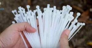 Nie sú určené len na káble. 13 najpraktickejších využití eska pásiek