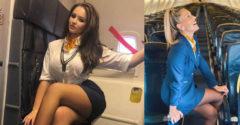 Letušky, ktorých vzhľad spríjemní azda akýkoľvek dlhý let