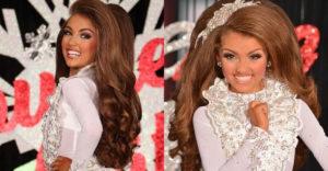 Malú Missku pozná svet s výrazným make upom a účesom. Nedávno sa však ukázala vo svojej prirodzenej podobe