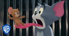 Tom a Jerry sa vracia vo filme (Oficiálny trailer)