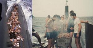 Ako trávia námorníci svoj voľný čas počas plavieb v ponorkách? Vybavenie, ktorým bojujú proti ponorkovej chorobe