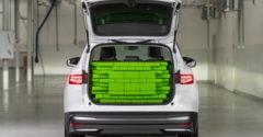 Škoda ukazuje, ako automobilky merajú objem kufra (Tetris)