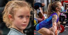 Čo všetko dokáže? 7-ročná Rory z Kanady bola vyhlásená za najsilnejšie dievča na svete