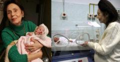 Mala 67 rokov, keď sa pred 14 rokmi stala najstaršou matkou na svete. Takto žijú dnes