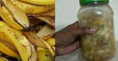 Banánové šupky nepatria do koša. V domácnosti sa dajú takto perfektne zúžitkovať