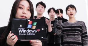 Skupina zaspievala známe zvuky v systéme Windows (Acapella)