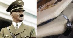 Vojakovi povedali, že si môže vziať z Hitlerovho príbytku čo len chce. Dnes ide o azda najbizarnejšiu relikviu