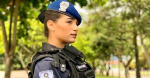 Bruna je mužmi označovaná za najkrajšiu policajtku. Pri platení pokút sa im snáď aj peňaženka vo vrecku otvára