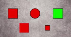 Ktorý z objektov sa nezhoduje so zvyškom? Hádanka, ktorú vyriešia iba tí nabystrejší