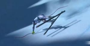 Akým zázrakom to vôbec ustál? Francúzsky lyžiar spadol pri rýchlosti 120 km/h