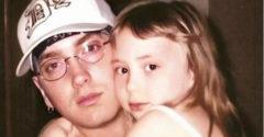 Eminemova dcéra oslávila 25 rokov. Napriek tomu, že vyštudovala psychológiu, dnes sa živí niečím iným