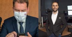 Zakladateľ pokecu ponúkol Matovičovi očkovací web zadarmo. Premiér reagoval v komentároch na Facebooku