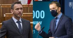 Poslanec za OĽANO vyslovil, kto by podľa jeho názoru mohol nahradiť Matoviča na poste premiéra