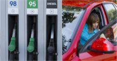 Natankovali ste benzín namiesto nafty? Určite neotvárajte dvere na vodičovej strane