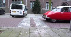 Citroën DS a kúzlo hydropneumatického odpruženia (Test spomaľovačom)