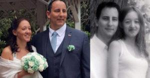2 roky po svadbe sa so svojím manželom rozviedla, no zatajovala dôvod. Po 14 rokoch mu povedala pravdu a stal sa zázrak