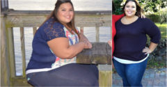 Zbavila sa zlozvykov a zhodila polovicu svojej váhy. Dnes je z nej celkom iná žena