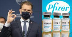 Prišli sme o 3 milióny vakcín od spoločnosti Pfizer a BioNTech. Slovensko sa ich vzdalo