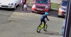 Dôvod, prečo treba na bicykli VŽDY nosiť prilbu (Trpké poučenie)