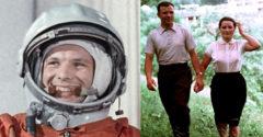 Pred letom do vesmíru napísal Gagarin svojej manželke list. Po rokoch bol jeho obsah zverejnený