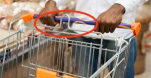 Na čo slúžia zvláštne slučky na nákupných vozíkoch? Mnohí netušia, ako dokážu uľahčiť nakupovanie